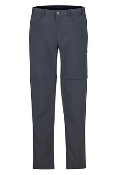 Men's BugsAway Sol Cool Ampario Convertible Pants, Carbon, medium