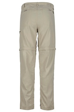 Men's BugsAway Sol Cool Ampario Convertible Pants - Short, Lt Khaki, medium