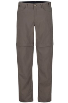 BugsAway Sol Cool Ampario Convertible Pant - Short, Falcon, medium