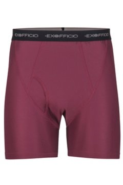 Give-N-Go Boxer Brief, Crimson, medium