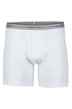 Sol Cool Boxer Brief, White, medium
