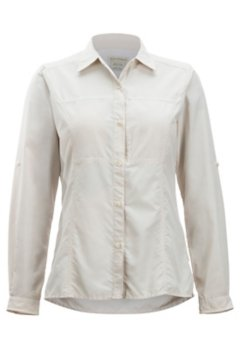 Lightscape LS Shirt, Malt, medium