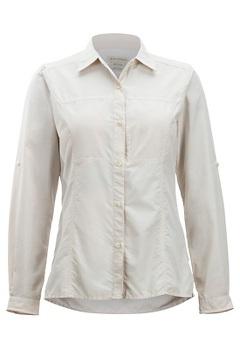 Women's Lightscape Long-Sleeve Shirt, Malt, medium
