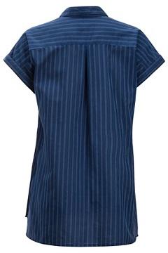 Lencia SS Shirt, Ink, medium
