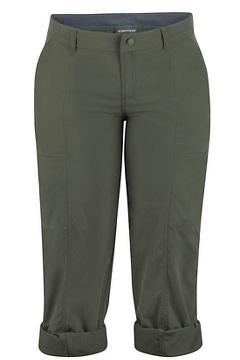 Women's Sol Cool Nomad Pants - Petite, Nori, medium