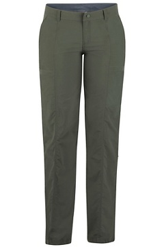 Women's Sol Cool Nomad Pants - Petite, Nori, medium