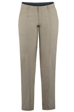 Sol Cool Nomad Pants - Petite, Tawny, medium