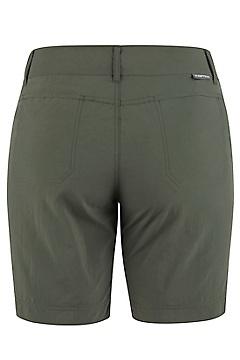 Women's Sol Cool Nomad Shorts, Nori, medium