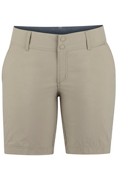 Women's Sol Cool Nomad Shorts, Tawny, medium
