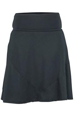 Wanderlux Convertible Skirt, Black, medium