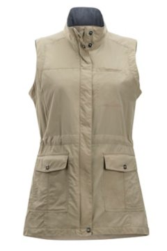 Sol Cool FlyQ Vest, Tawny, medium