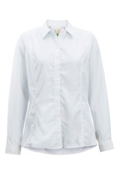 BugsAway Brisa LS Shirt, White, medium