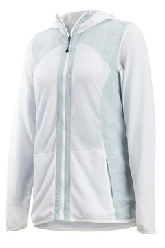 Women's BugsAway Damselfly Jacket, White/Oyster, medium