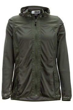 Women's BugsAway Damselfly Jacket, Nori, medium