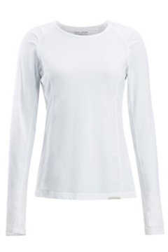 BugsAway Lumen LS Shirt, White, medium