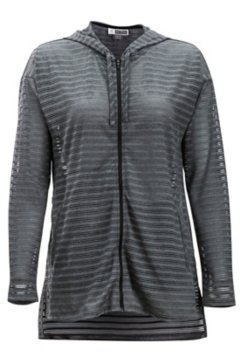 BugsAway Modena Hoody, Black Heather, medium