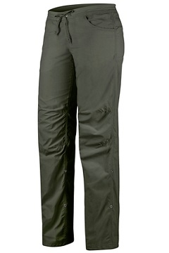 Women's BugsAway Damselfly Pants - Petite, Nori, medium