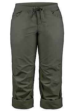Women's BugsAway Damselfly Pants - Petite, Nori, medium