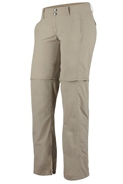 Women's BugsAway Sol Cool Ampario Convertible Pants - Petite, Tawny, medium