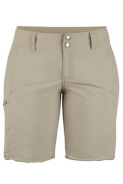 BugsAway Sol Cool Ampario Convertible Pants - Petite, Tawny, medium