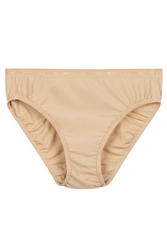 Give-N-Go Bikini Brief, Nude, medium