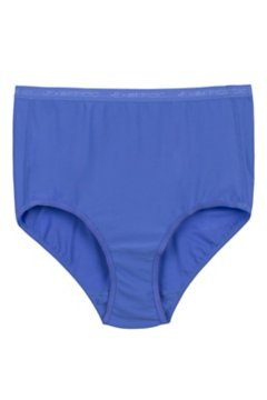 Give-N-Go Full Cut Brief, Baja Blue, medium