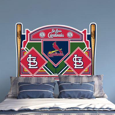 St. Louis Cardinals Headboard - Full Bed Fathead Wall Decal