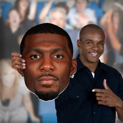 Dez Bryant Big Head