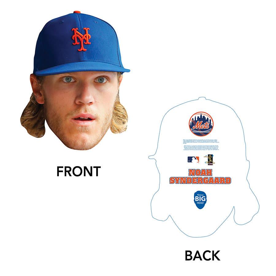 Noah Syndergaard Big Head Cut Out Shop Fathead 174 For Mets