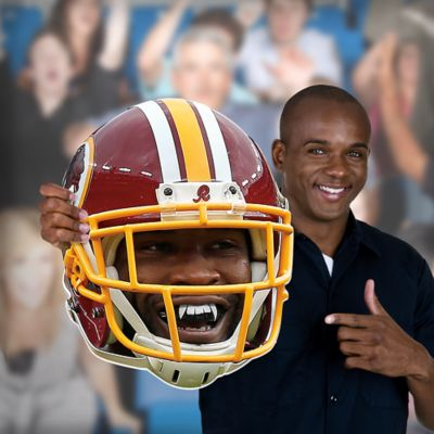 Pierre Garçon Game Day Big Head