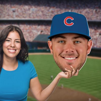 Kris Bryant Big Head