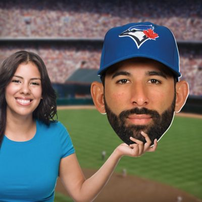 Jose Bautista Big Head
