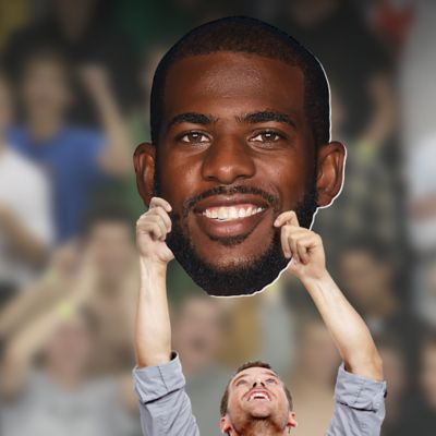 Chris Paul Big Head