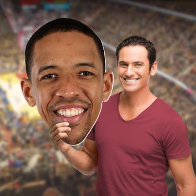 Channing Frye Big Head