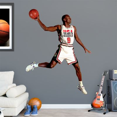 Michael Jordan Wall Decal