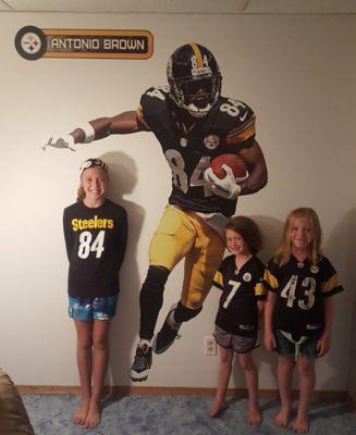 Antonio Brown fathead
