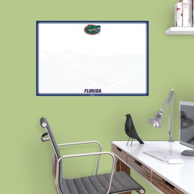 Florida Gators Dry Erase Board Wall Decal