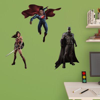 Nfl Fatheads Wall Stickers Batman Batman V Superman Wall Decal Shop Fathead  For Batman Vs