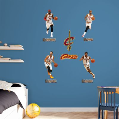 Cleveland Cavaliers Power Pack Fathead Wall Decal