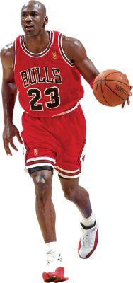 Michael Jordan Fathead