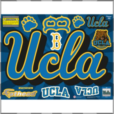 UCLA Bruins Street Grip Outdoor Decal