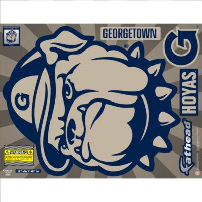 Georgetown Hoyas Street Grip Outdoor Decal