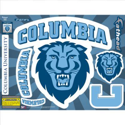 Columbia Lions Street Grip Outdoor Decal