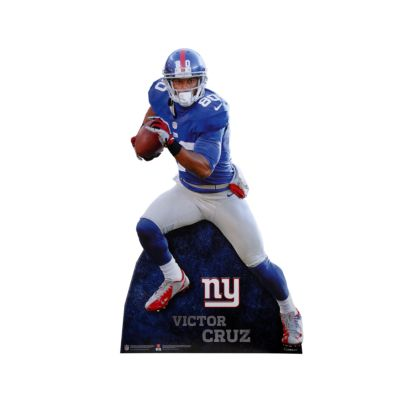 Victor Cruz Life-Size Stand Out Freestanding Cut Out