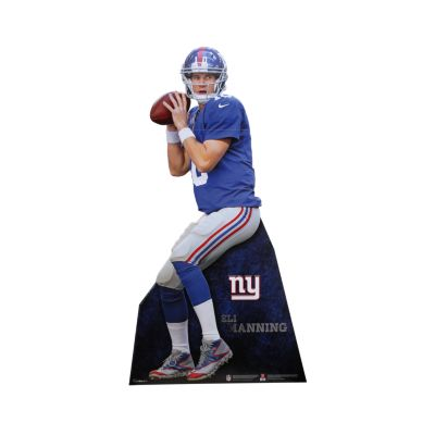 Eli Manning Life-Size Stand Out Freestanding Cut Out