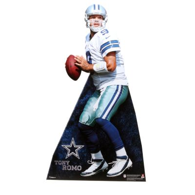 Tony Romo Life-Size Stand Out Freestanding Cut Out
