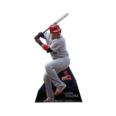 Yadier Molina Life-Size Stand Out Freestanding Cut Out