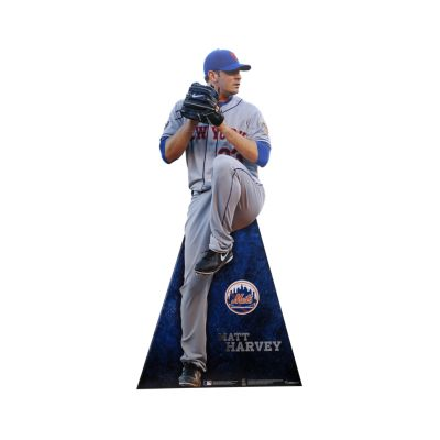 Matt Harvey Life-Size Stand Out Freestanding Cut Out