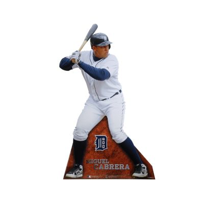 Miguel Cabrera Life-Size Stand Out Freestanding Cut Out