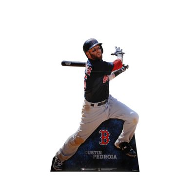Dustin Pedroia Life-Size Stand Out Freestanding Cut Out